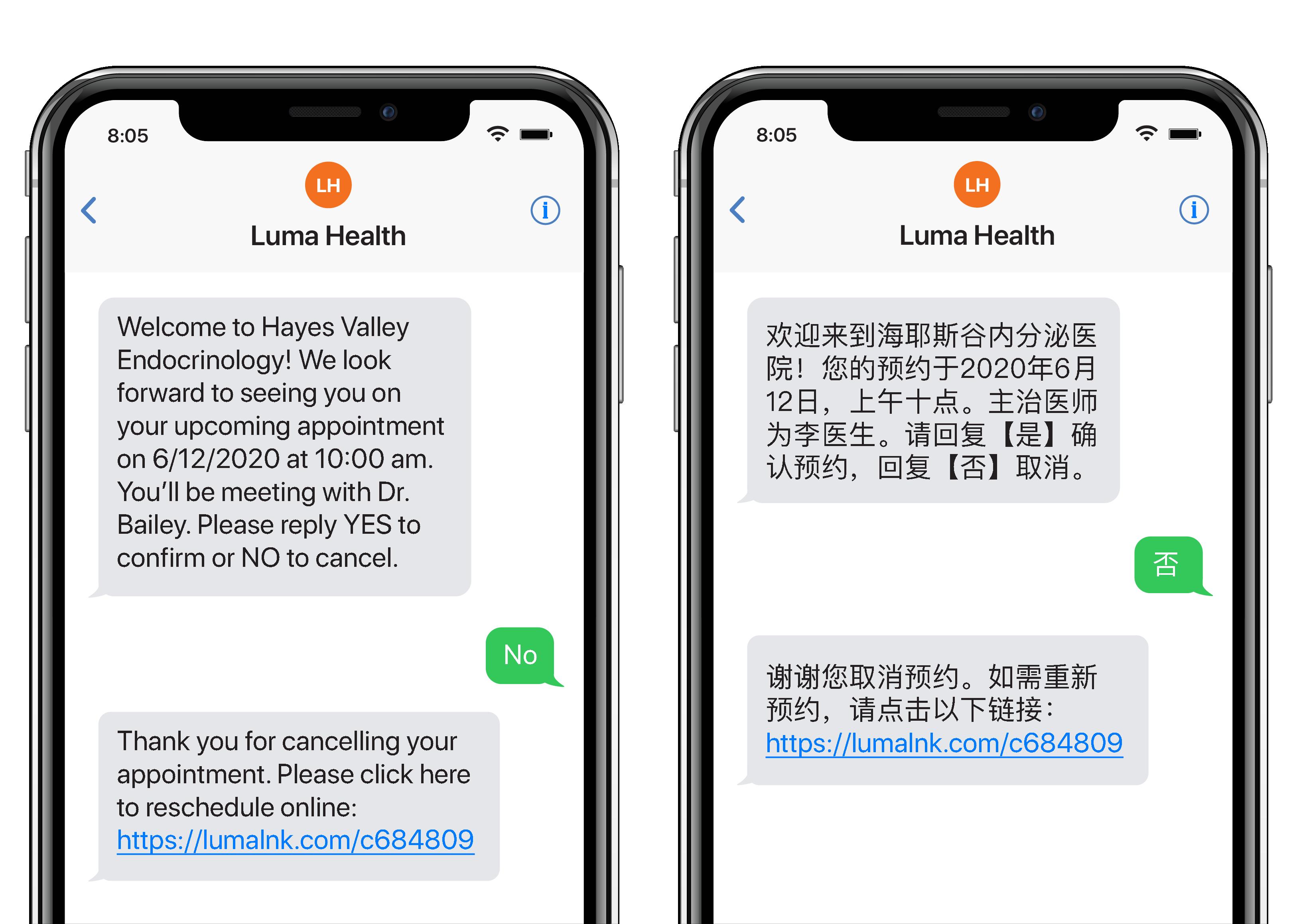 Multilingual-Messaging