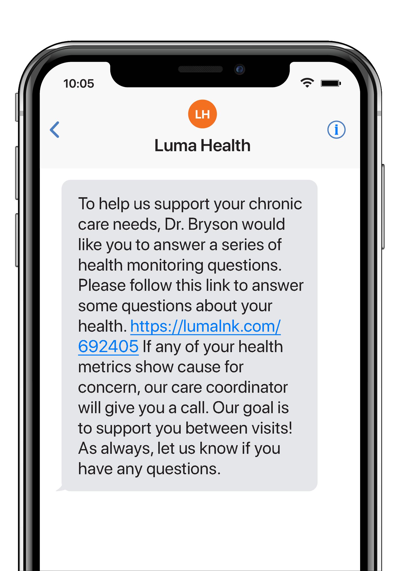 Patient Monitoring Surveys